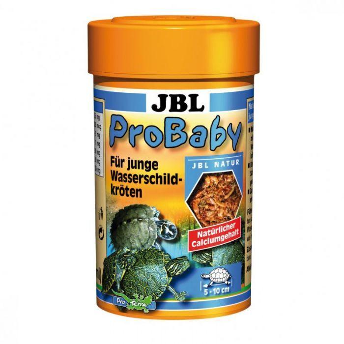 JBL ProBaby Специальный корм, 100мл(13г), д/молодых водн. черепах