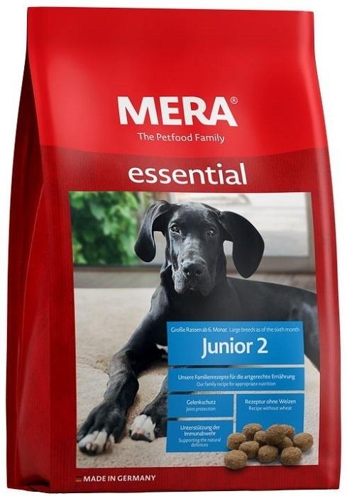 MERA essential  Junior 2 grosse Rassen  12,5  кг