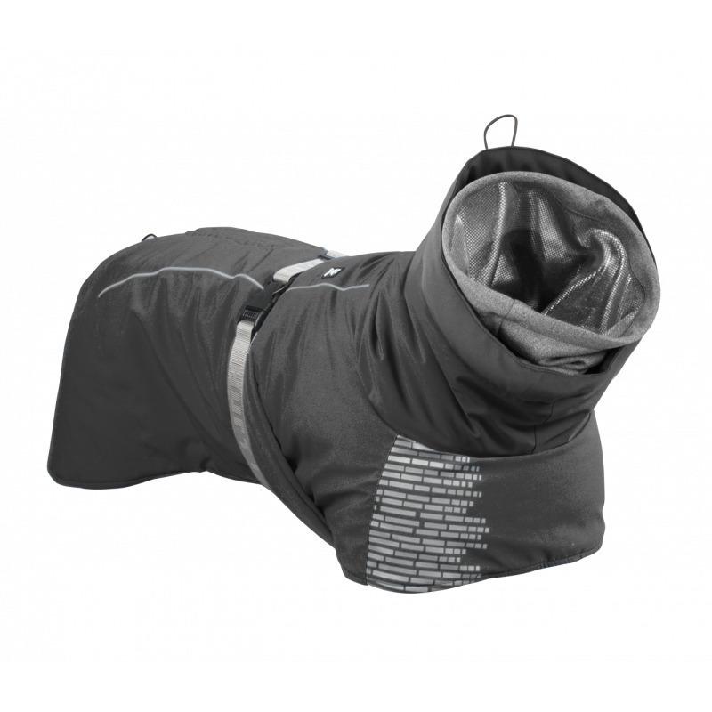 932647 Тёплая куртка-попона Extreme Warmer 55(длина спины 55см),Гранитный