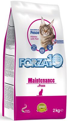 Forza 10 корм для взрослых кошек всех пород, рыба 2 кг