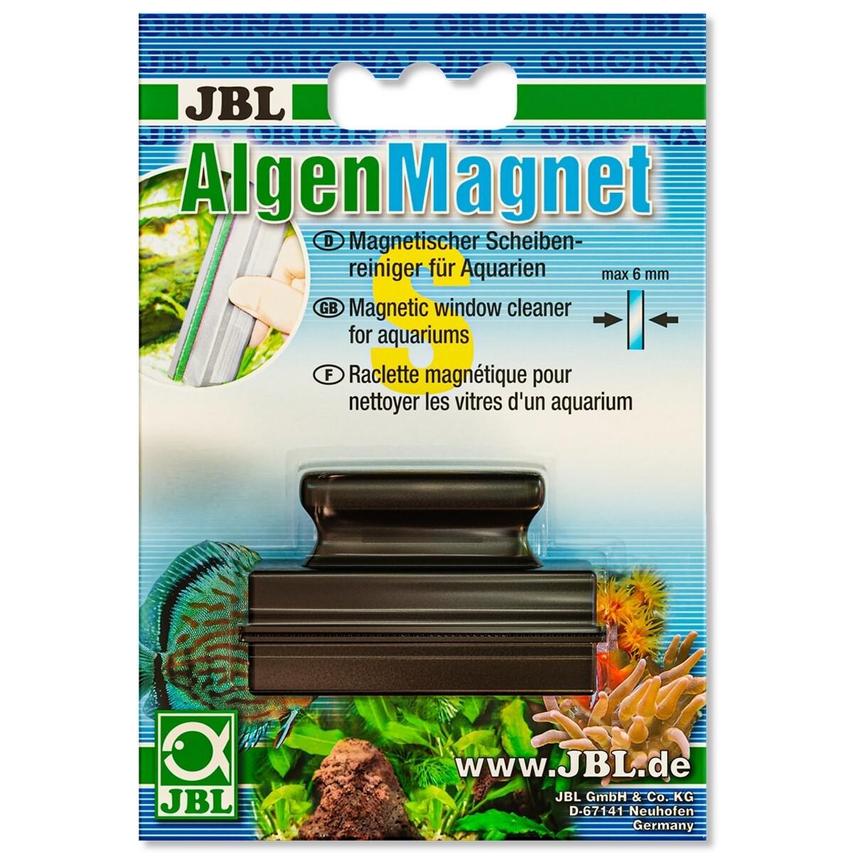 [282.6129100]  JBL Algae Magnet S - Магнитный скребок для аквариумных стёкол толщиной до 6 мм