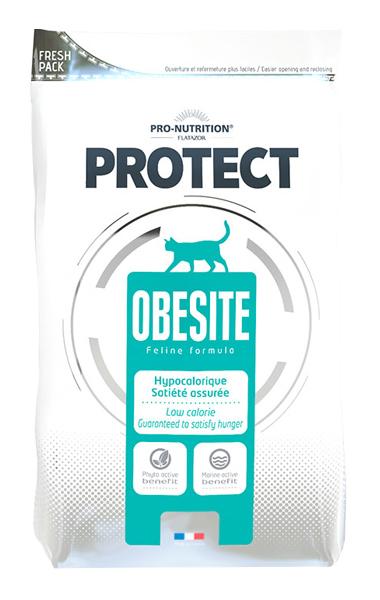 PROTECT OBESITE для кошек 400г