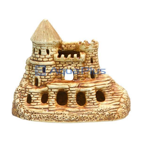 16 Каменная крепость