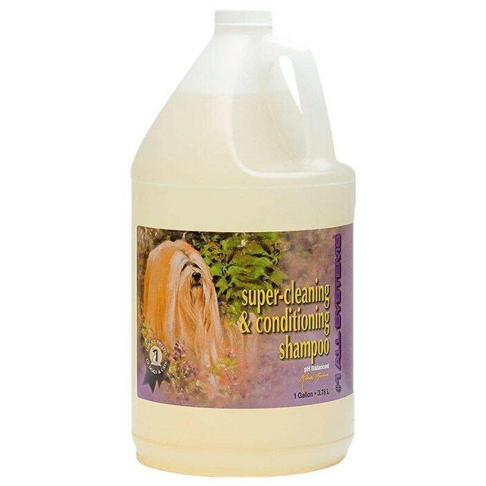 1 All Systems Super-Cleaning&Conditioning Shampoo шампунь суперочищающий 3,78 л