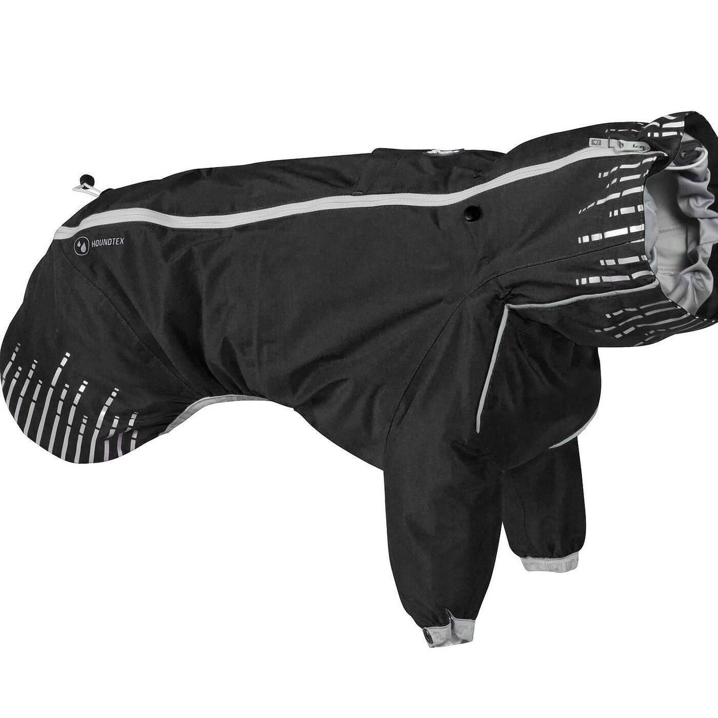 933095 Комбинезон для собак Hurtta Downpour Suit 50L Чёрный