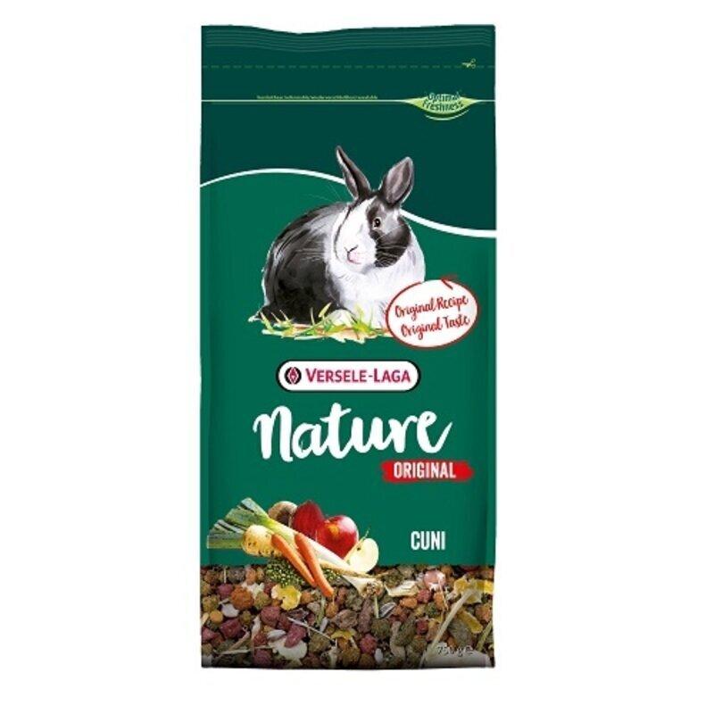 Versele-Laga Nature Re-Balance корм для кроликов, облегченный 750 гр