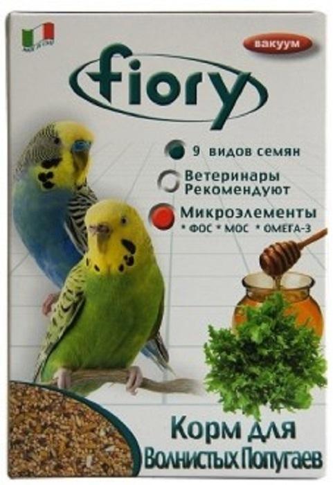 Fiory корм для волнистых попугаев 400 гр