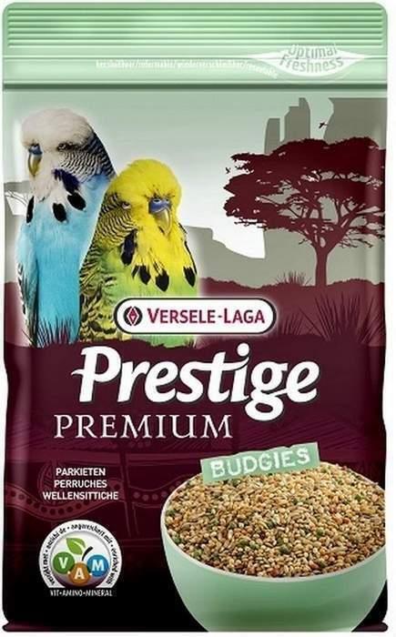 Versele-Laga Budgies Premium корм для волнистых попугаев 1 кг