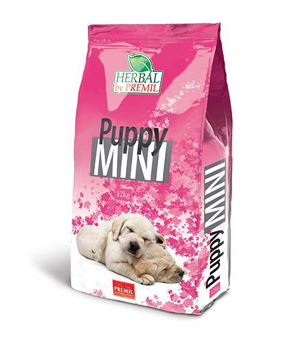 Premil Корм для собак PUPPY MINI 12 кг, 8600103397339