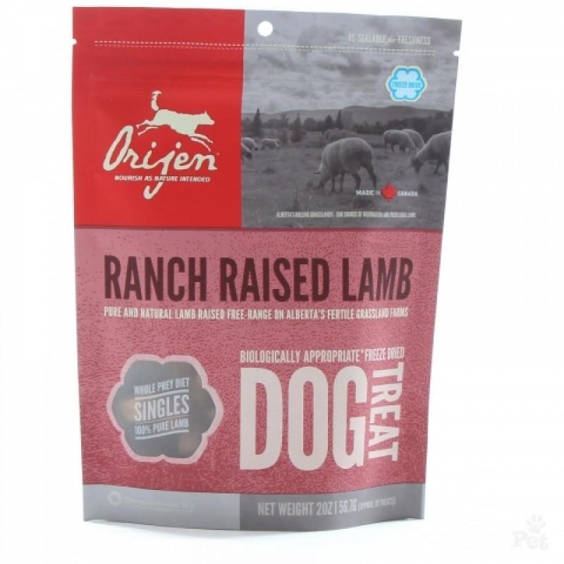 Orijen лакомство для собак, ягненок 42 гр